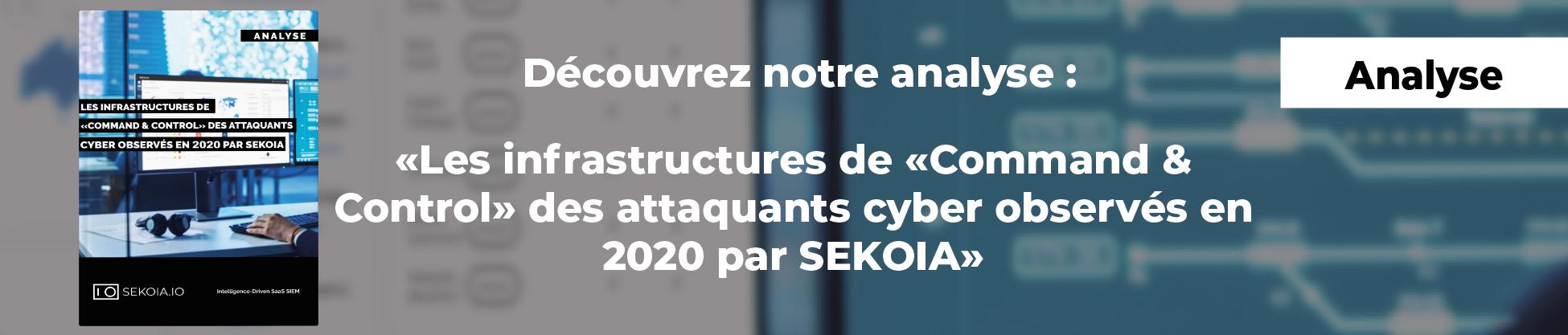 Analyse_Les infrastructures de la menace Command & Control